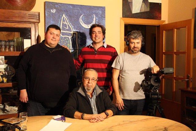 El rodaje de 'Almería 1975' ha terminado y encara la fase de montaje.