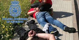 Detenidos en Cartagena dos individuos por siete robos en domicilios mediante el método del 'resbalón'