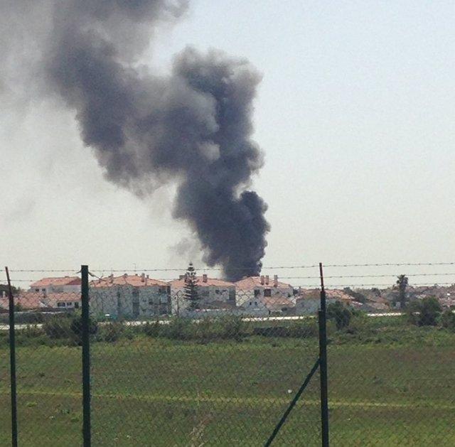 Al menos cuatro muertos tras estrellarse una avioneta en Tires, cerca de Lisboa