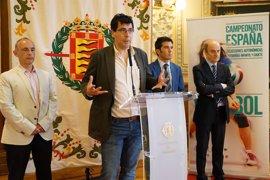 Más de mil deportistas disputarán en Valladolid el Campeonato de España de Selecciones Autonómicas Infantil y Cadete
