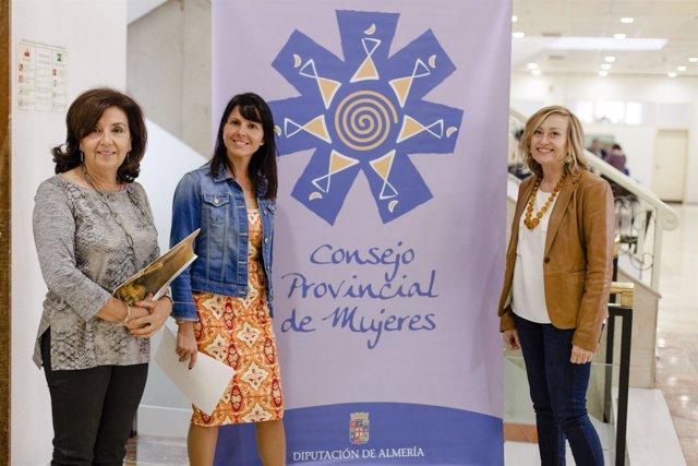 El Consejo Provincial de la Mujer convoca jornadas formativas este abril.