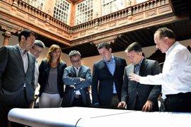 La restauración del Palacio de Carta costará más de dos millones de euros y acogerá el cañón Tigre