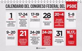 Guía de las primarias del PSOE: fechas, trámites y votantes en la elección del nuevo líder socialista
