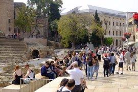 Málaga capital supera las previsiones en Semana Santa con un 93% de ocupación hotelera media