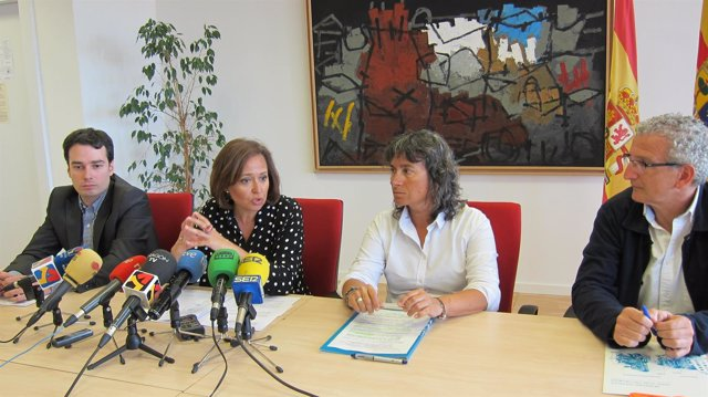 Colaboración entre el Gobierno de Aragón y el Ayuntamiento de Zaragoza
