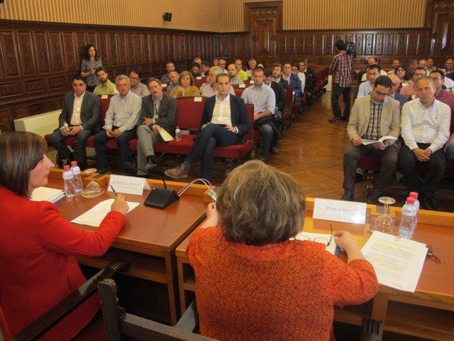 Consejo Provincial de Alcaldes y Alcaldesas de Jaén