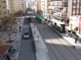 """Alcalde critica el """"contraste"""" de Junta de """"regatear dinero"""" en metro al Civil y gastar en tramo de Corte Inglés"""