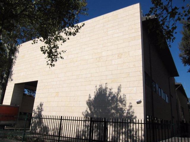 Nueva Biblioteca Central de la US