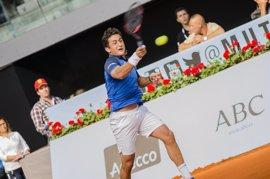 Almagro, Robredo y García López reciben invitaciones para disputar el Mutua Madrid Open