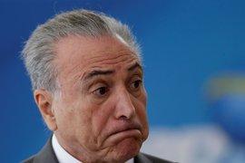"""Temer ve """"muy probable"""" que dimita algún ministro salpicado por la trama Odebrecht"""