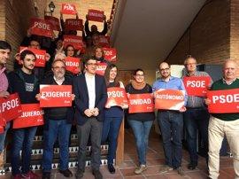 """Patxi López no quiere un """"campeonato de avales"""" y presentará los """"imprescindibles"""" para convertirse en candidato"""