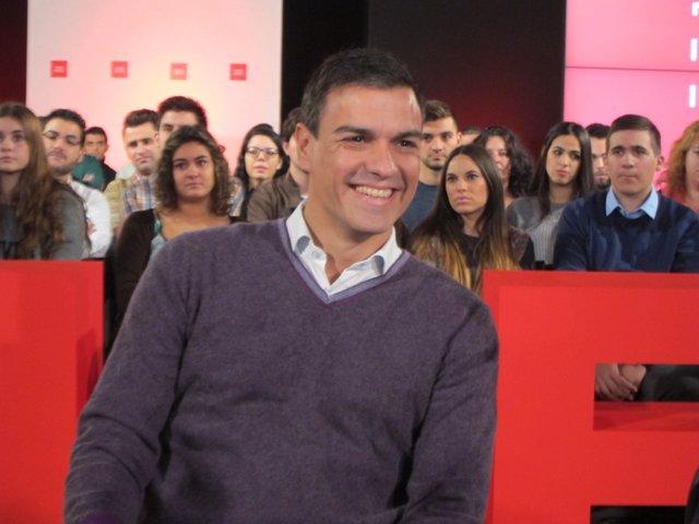 Pedro Sánchez en Toledo
