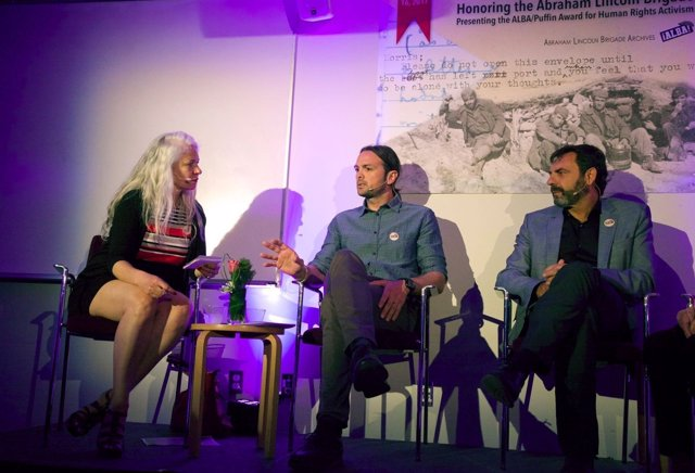 La ONG Proactiva Open Arms, Premio Alba al Activismo de los Derechos Humanos