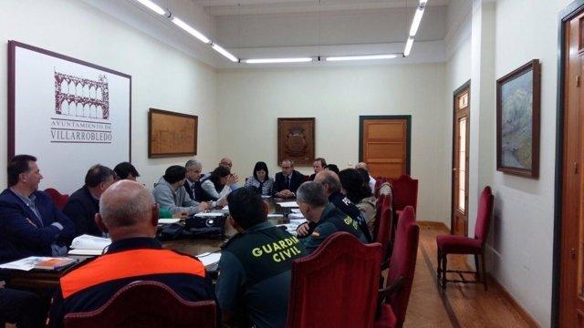 Reunión Villarobledo