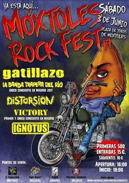 MOXTOLES ROCK FEST