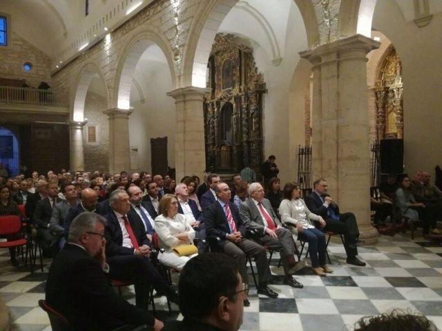 Reapertura de la Iglesia de la Purísima Concepció de Melilla