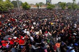 El Festival del Agua concluye con 285 muertos y más de 1.000 heridos en Birmania