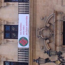 El FFB pide que el 15 de mayo se cuelgue la bandera de la Familia en el balcón de Cort