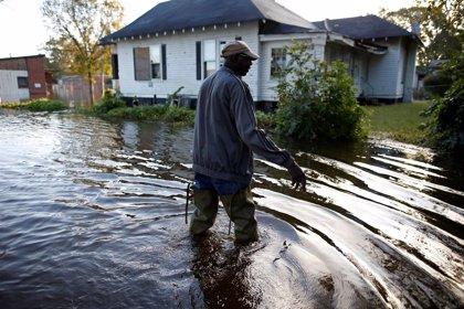 Tras una inundación grave, la mente se puede 'derrumbar'