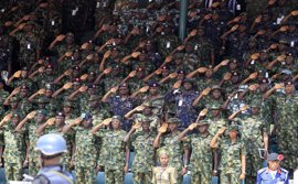 El Ejército nigeriano rescata a más de 1.600 personas secuestradas por Boko Haram en Borno