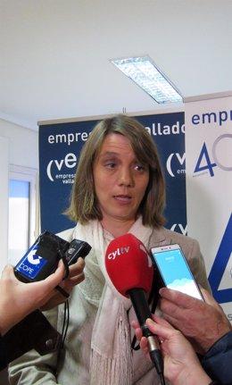 Angela de Miguel, presidenta de la CVE.