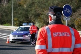 Euskadi finaliza la operación de Semana Santa sin víctimas mortales por quinto año consecutivo