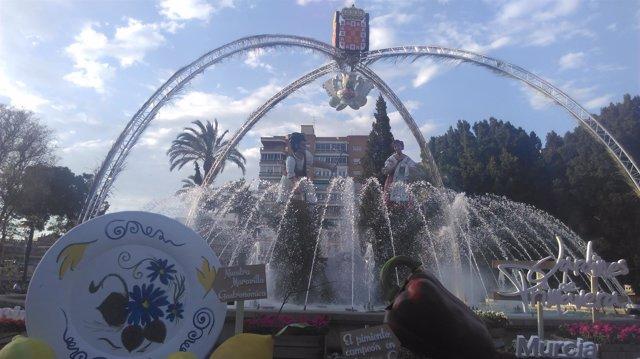 Fiestas de Primavera de Murcia, huertanos