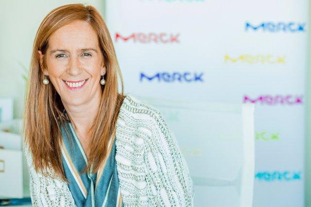 Marieta Jiménez como nueva presidenta y directora general de Merck en España