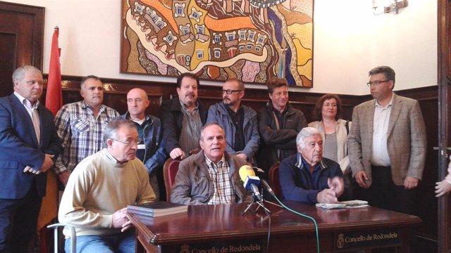 Apoyo Nueva Pescanova colectivos