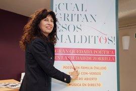 La quedada poética '¡Cuál gritan esos malditos!' inundará Valladolid de versos el día 22 en el bicentenario de Zorrilla