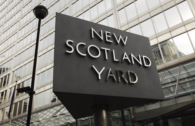 New Scotland Yard, en Londres