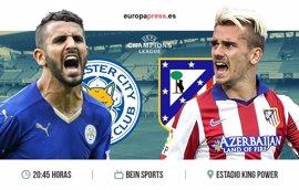 Horario y dónde ver el Leicester – Atlético de Madrid | Vuelta Cuartos de Final Champions League 2017