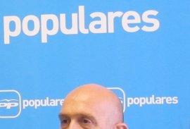 """Carnero se presentará a la Presidencia del PP de Valladolid """"con toda la experiencia"""" y el """"ánimo de renovación"""""""