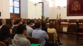 Exvicepresidente de Diputación de Granada (IU) declara que los técnicos avalaron las contrataciones del caso Mercamed