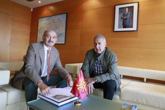 José María Mazón y José María Ruiz