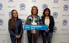 "PP tilda de ""tomadura de pelo"" la visita de Susana Díaz a Motril (Granada) porque ""no se comprometió en nada"""
