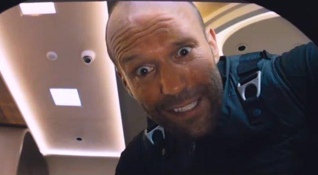 Jason Statham En Fast & Furious 8