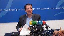 Bellido, portavoz municipal del PP, apoya la candidatura de Molina para liderar el PP de Córdoba