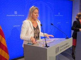 """El Govern prevé un acto esta semana para """"reforzar"""" su compromiso con el referéndum"""