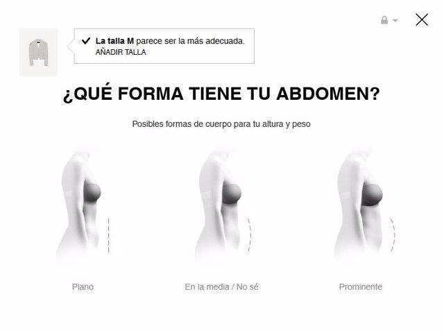 Al Zara Engañar El Simulador Tallas No Podrás Que De aqOZI