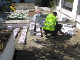 Sucesos.- Investigadas cinco personas por receptar efectos robados en Valencia y Murcia