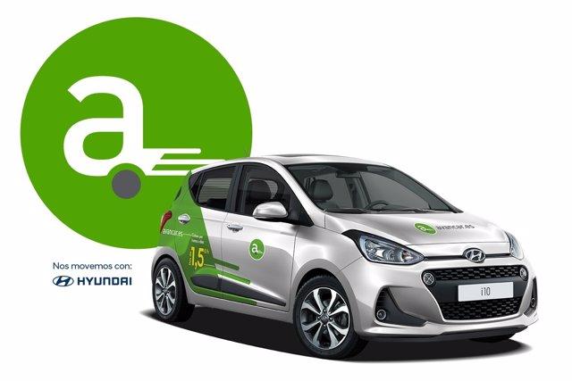 Hyundai firma un acuerdo con Avancar