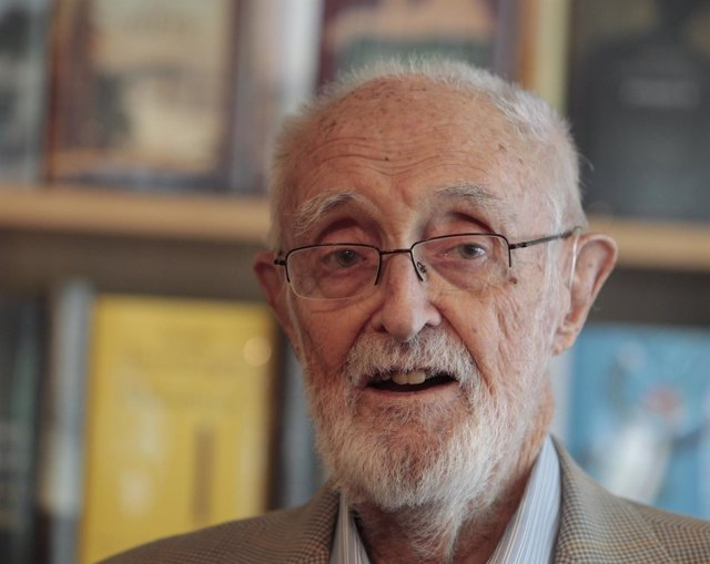 Escritor José Luis Sampedro