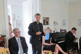 """Un pastor luterano destaca el """"coraje"""" de la Iglesia católica para mantenerse fiel a la tradición y ve posible la unidad"""