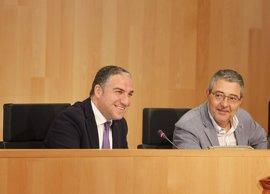 La Diputación de Málaga pide a Endesa que acelere la instalación eléctrica definitiva del Hospital del Guadalhorce