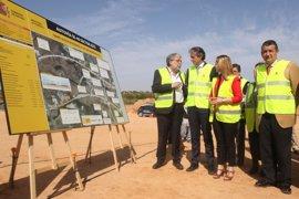 Gobierno remitirá en mayo a Confederación Hidrográfica del Guadalquivir el informe sobre túneles de la SE-40