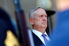 """Mattis acusa a Corea del Norte de intentar """"provocar algo"""" con el fallido lanzamiento del fin de semana"""