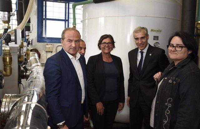 Xunta publica la convocatoria de ayuda para redes de calor con biomasa