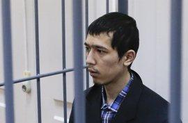 El supuesto 'cerebro' del atentado en San Petersburgo dice que se vio involucrado de forma involuntaria