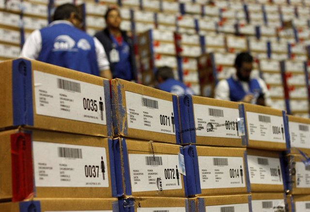 Recuento electoral en Ecuador